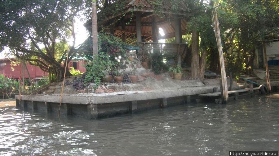 Каналы с плавучими рынками Домнали Садуап. Осталось их немного, как экзотика для туристов.
