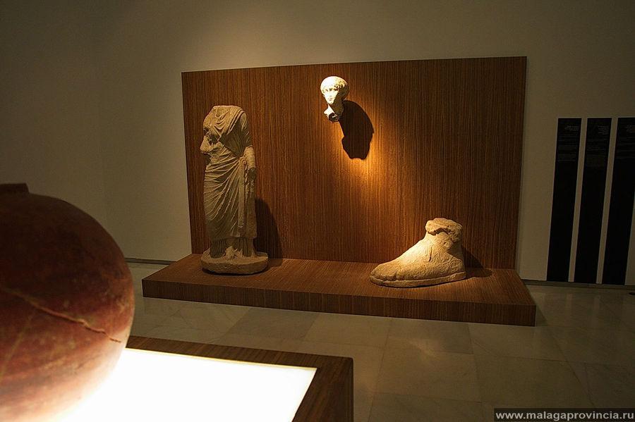 Статуи времен римской империи