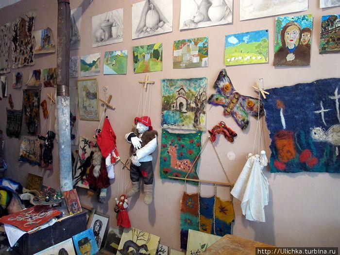 Детская художественная  школа народных ремесел