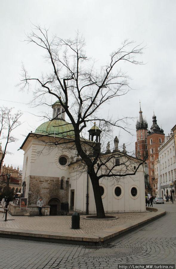 Церковь Св. Войцеха