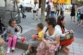 Уличное питание- вкусное и полезное! Кушайте также, как и местный народ!