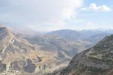 Вид от ворот Шамиля