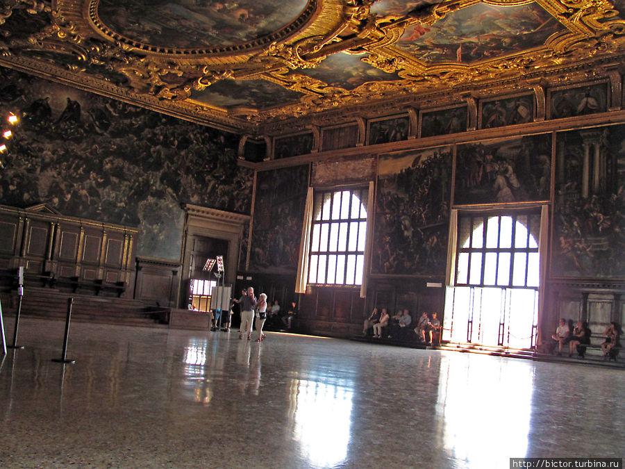 Дворец дожей Венеция, Италия