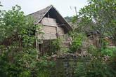 Так выглядят дома в деревне.