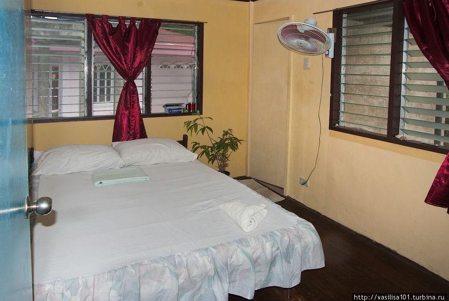 Комната № IV