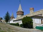Лянцкоронская башня и северная стена