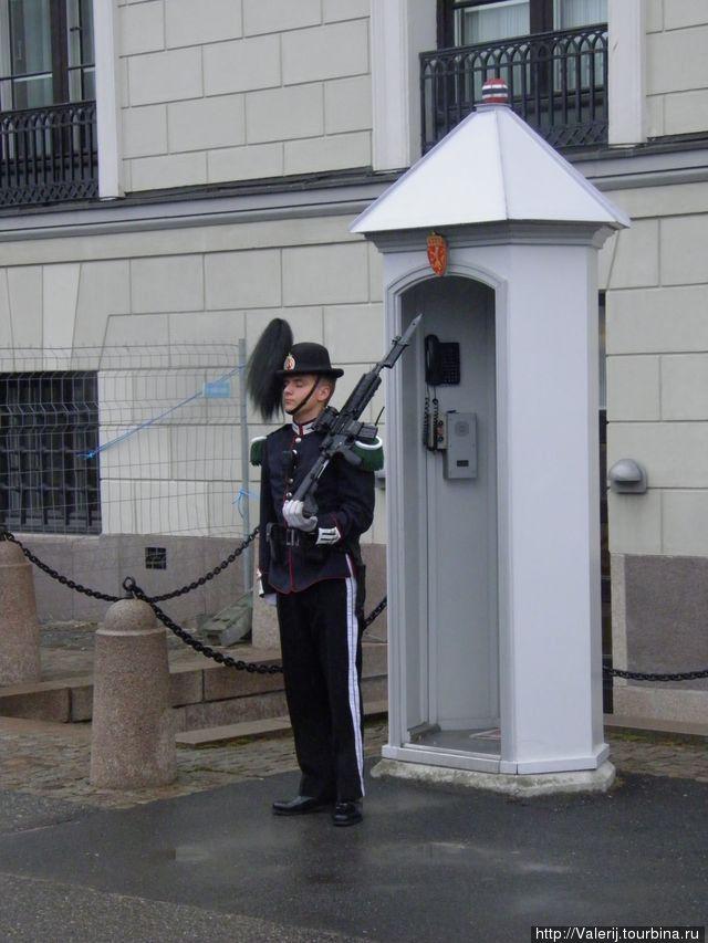 Национальный гвардеец