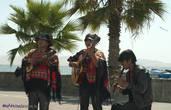 Перуанские музыканты