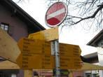 пешеходные маршруты