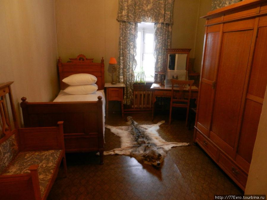 Комната Ленина.