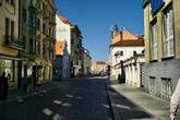 Улица Францисканска.