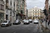 В некоторых местах Сараево напоминало мне Петербург, и от этого становилось приятно.