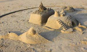 Песочные замки