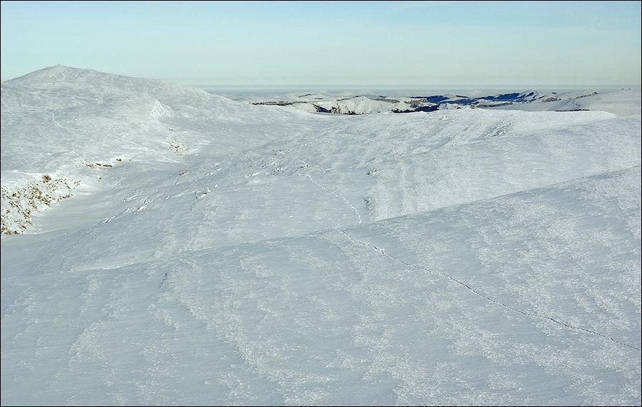 Верхнее плато Чатыр-Дага.