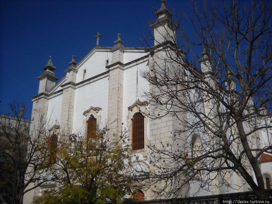 Вид на собор