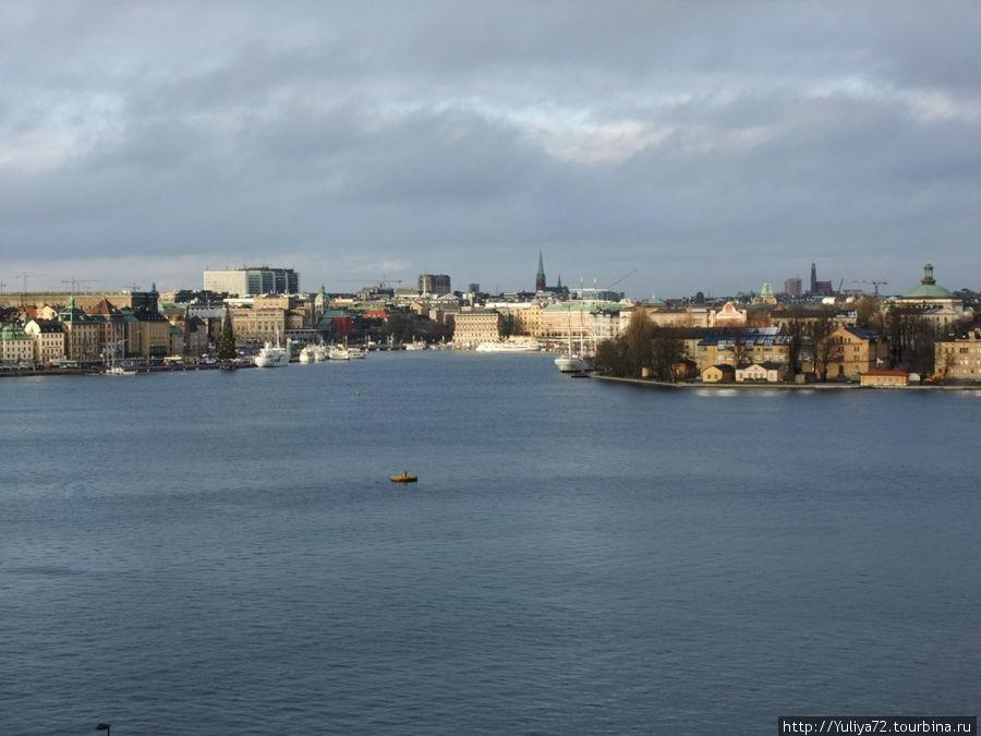 Виды Стокгольма.