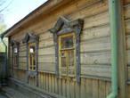 Дом, где находится музей Цветаевых