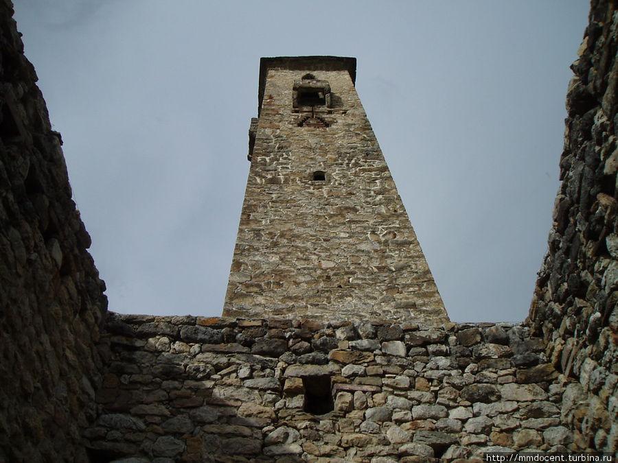 Боевая ингушская башня Эгикал, Россия
