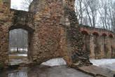 Замок в Лиелварде