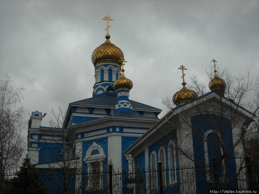 Парадный вид собора