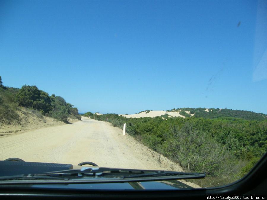 Дороги Сардинии