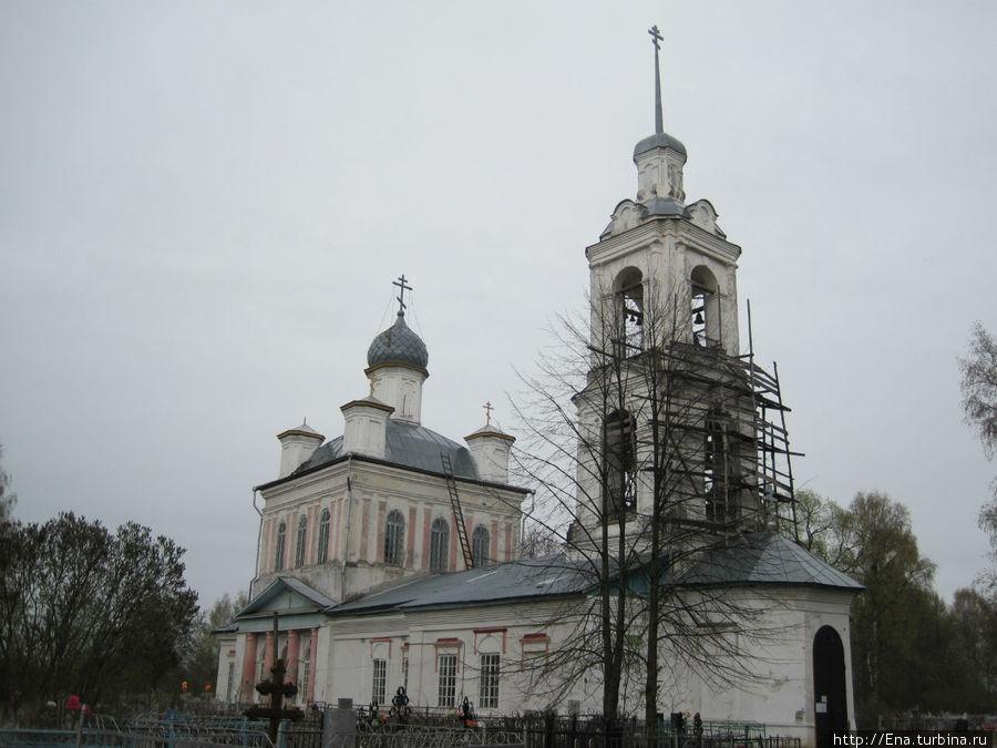 Успенская церковь в Пошехонье