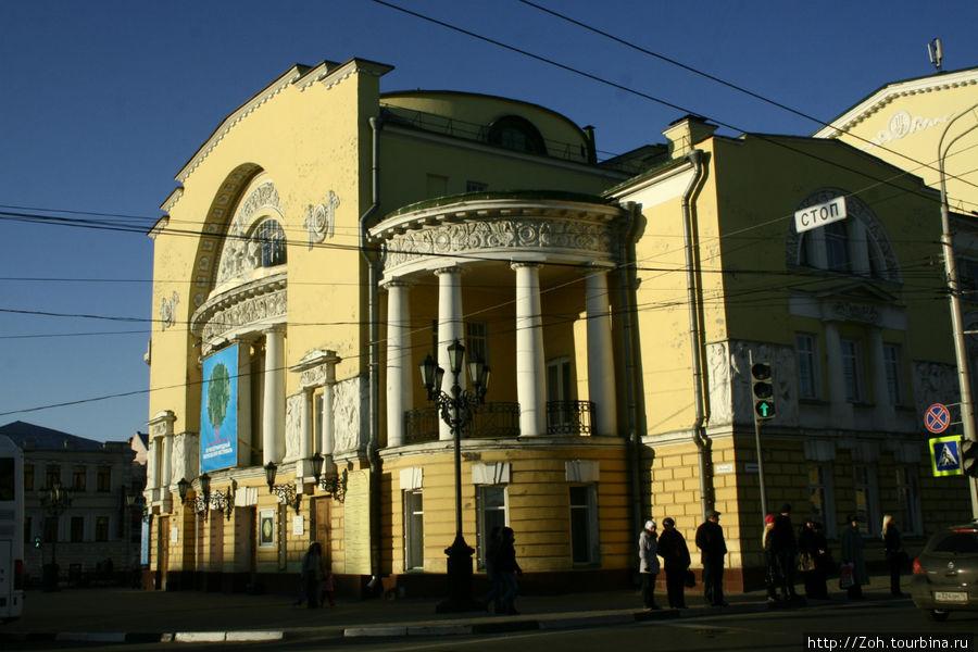 Ярославский театр