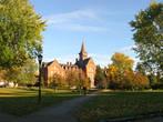 Это университет в городе Бурлингтон