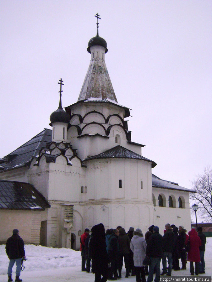 Успенская трапезная церковь