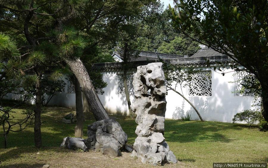 Сад скромного чиновника. Сучжоу, Китай