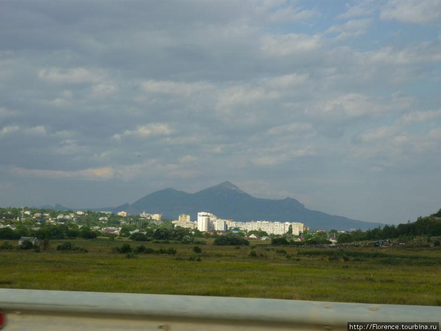 Гора Бештау и Ессентуки
