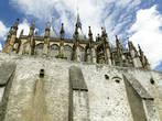 Понятно, что за пятьсот лет сменилось несколько архитекторов.  Самый первый проект собора принадлежит Яну Парлеру, сыну главного архитектора Собора Святого Вита в Праге