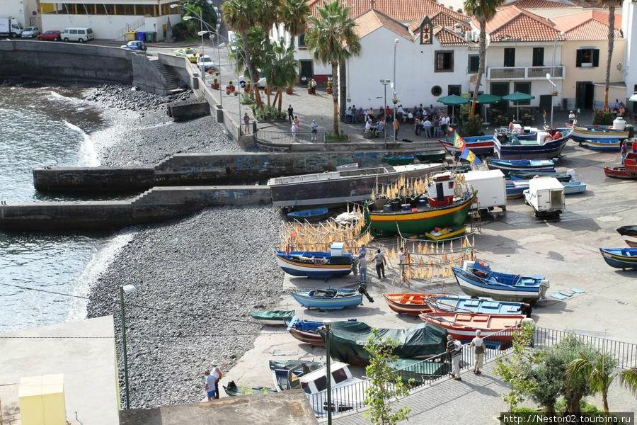 Деревня Камара-де-Лобуш.