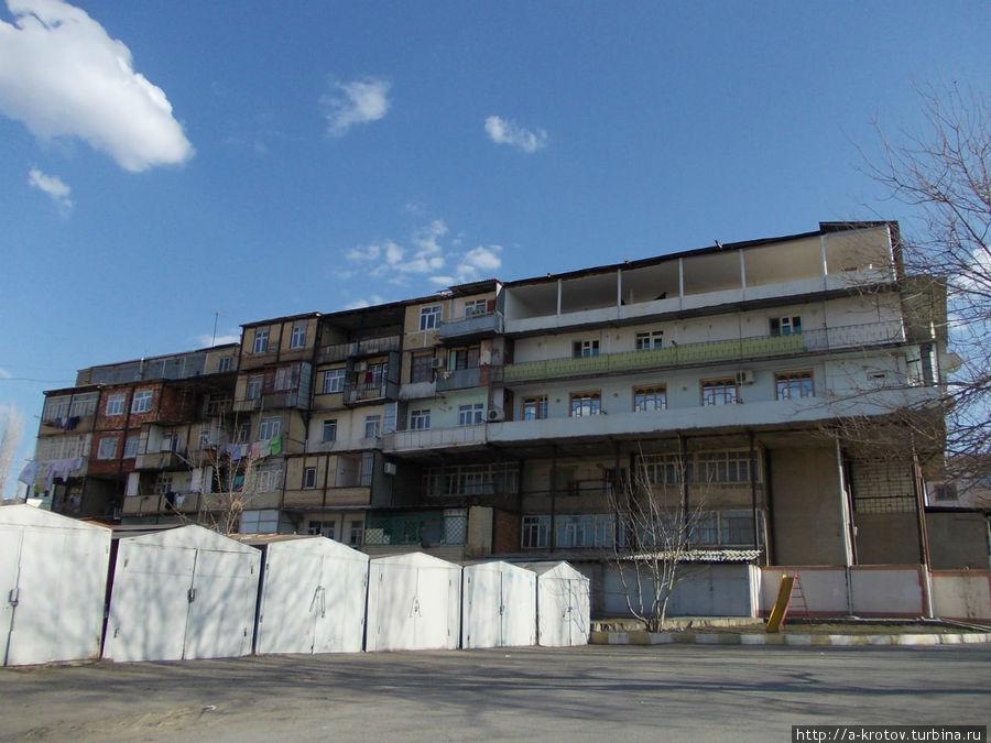 Нахичевань - город удивительных балконов (нахичевань, азерба.