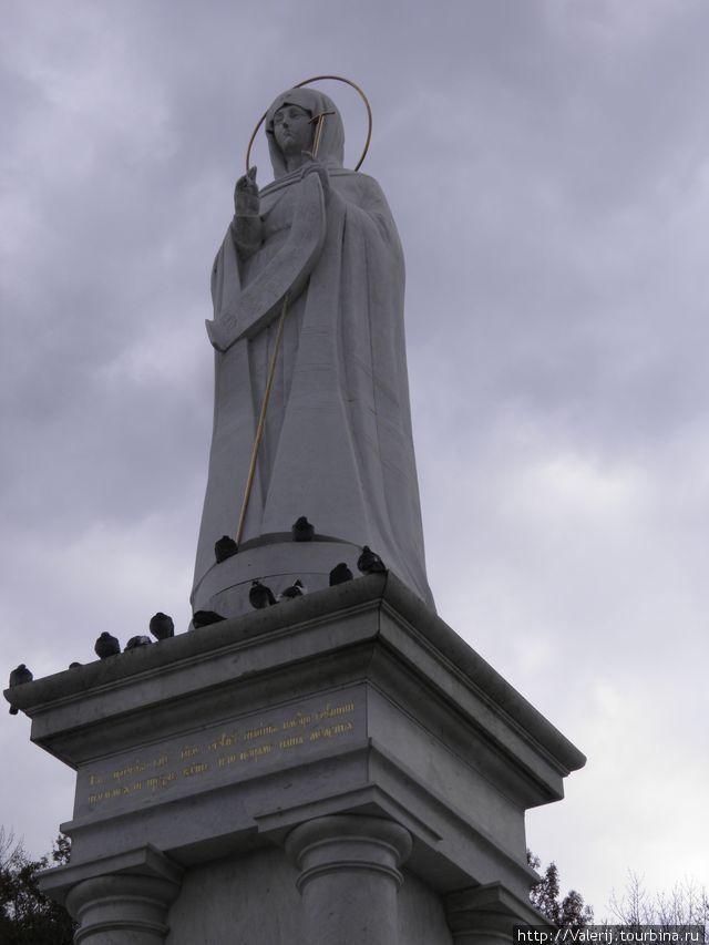 Напутствие путешественникам. Пресвятая Богородица — Игумения.