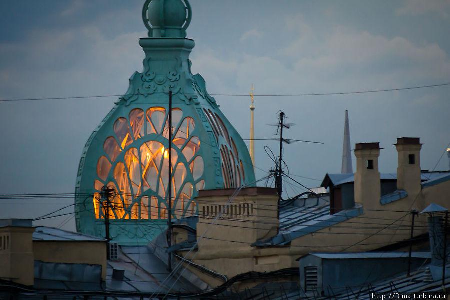 Что-то не видать... Санкт-Петербург, Россия