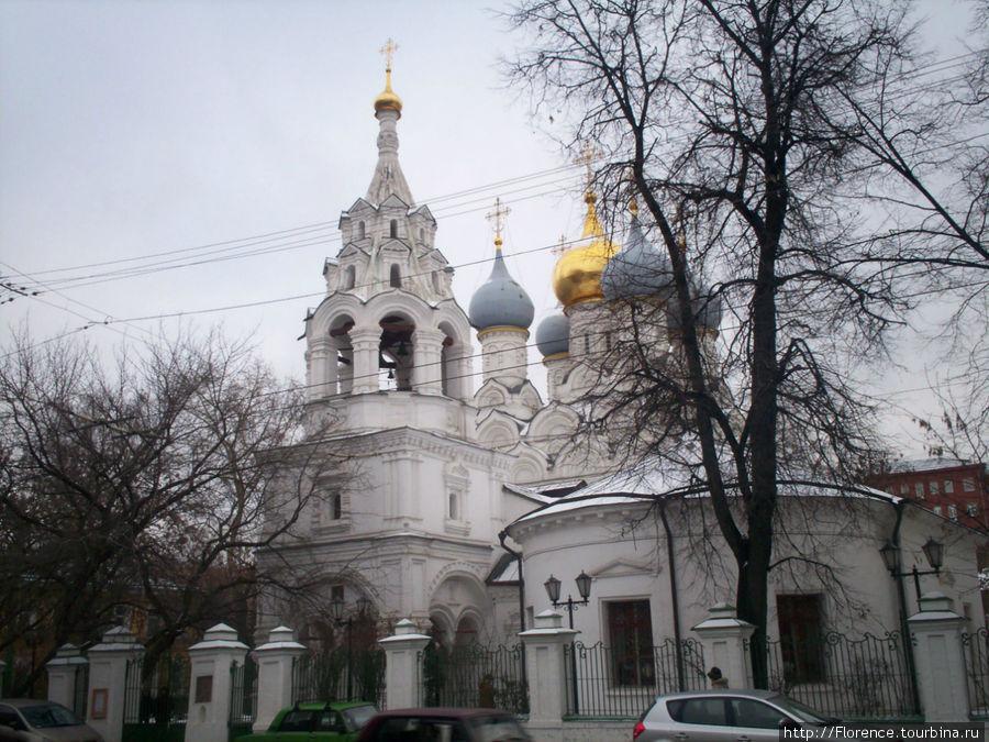 Церковь Николая Чудотворц
