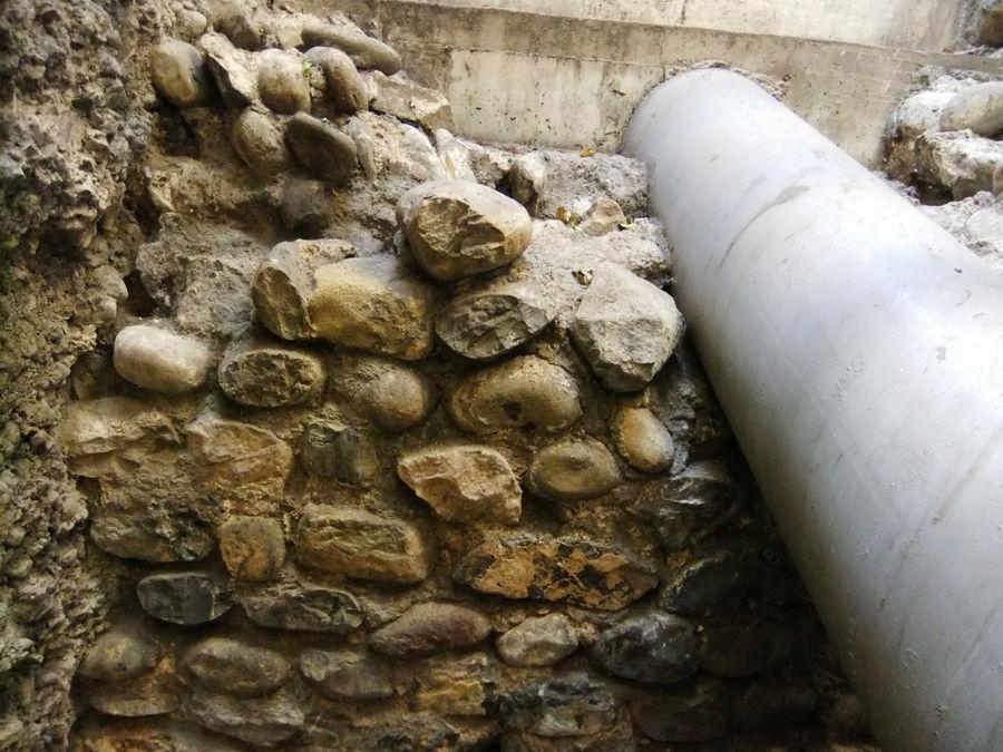 остатки древних терм