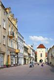 Грудзендская улица