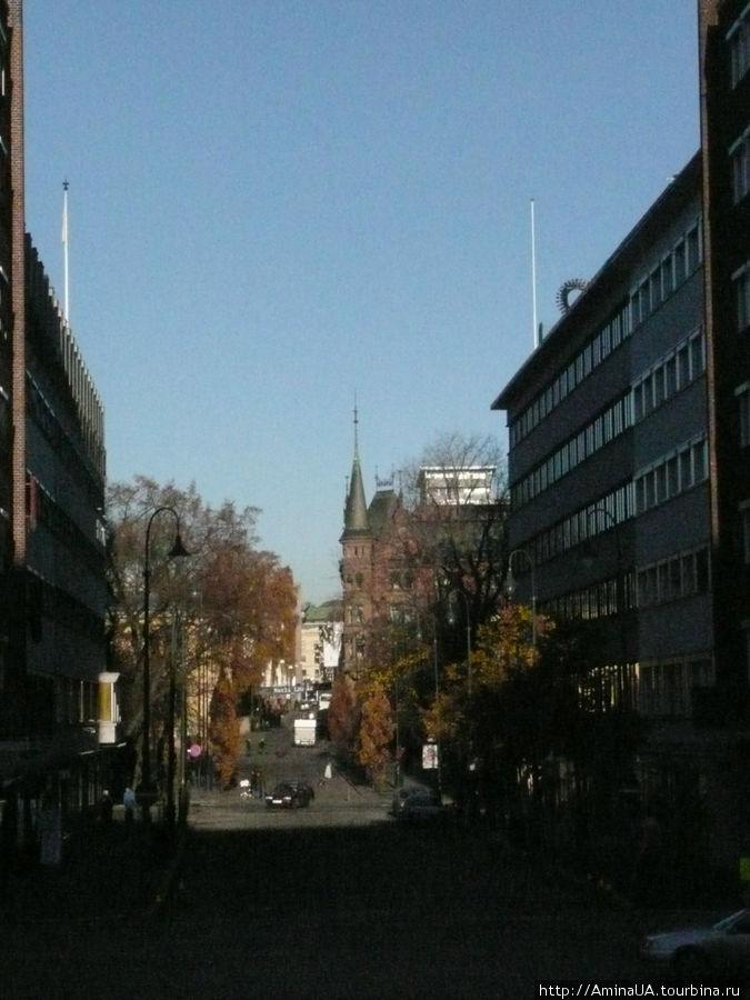 Roald Amundsens gate
