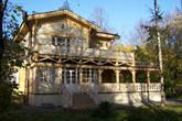 дом Милютина — легендарного главы города