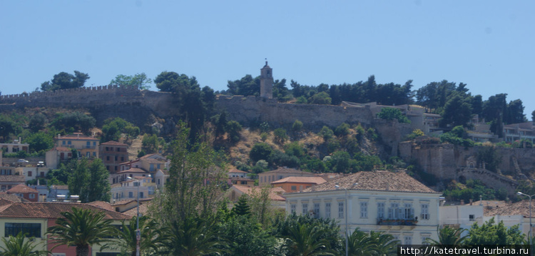 Крепость Акронафплио