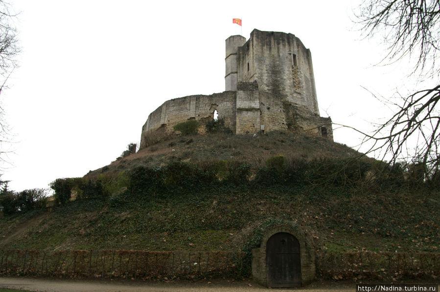 Замок Жизор-полон тайн и загадок!
