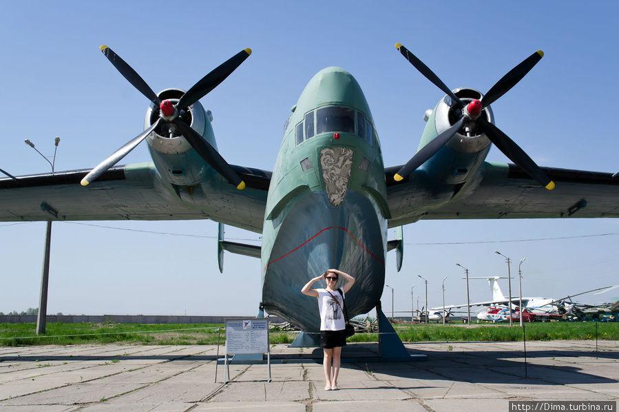 Самолёт-амфибия Бе-6. Сравните размеры!