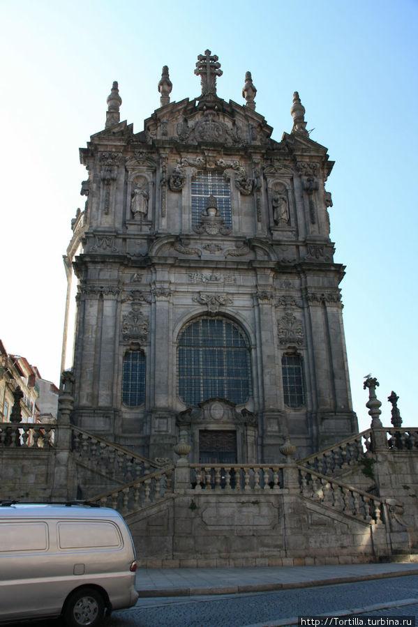 Лиссабон Церковь Клеригуш [Igreja dos Clerigos]