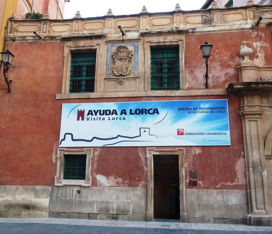 Plaza Cardinal Belluga Murcia