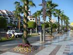 Улица Авенида де Лас Америкас.