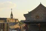 Христианский храм в китайском стиле