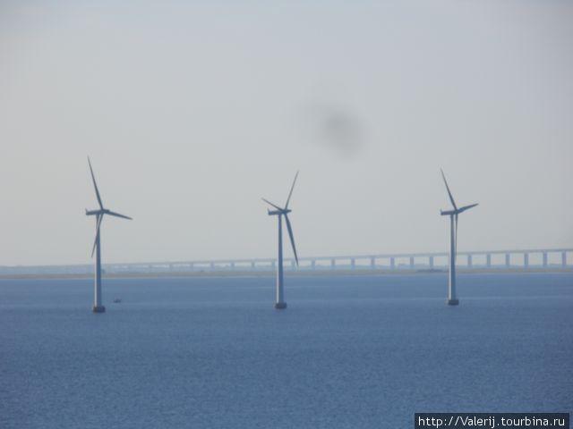Альтернативная энергетика востребована в Скандинавии