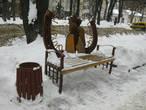 скамейка для любви